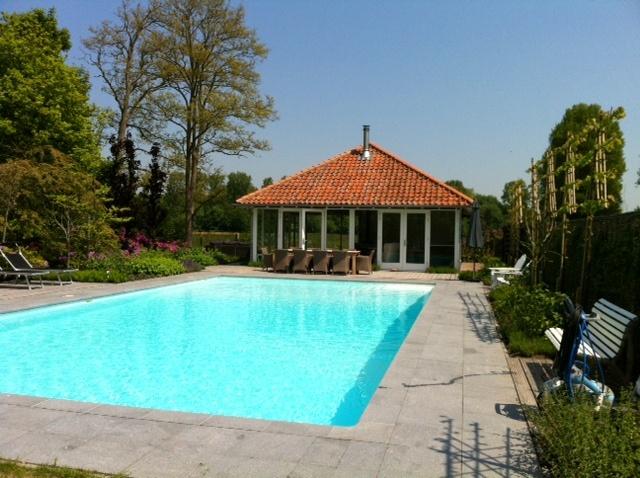 Workshoplokatie Zeeland- paviljoen en zwembad